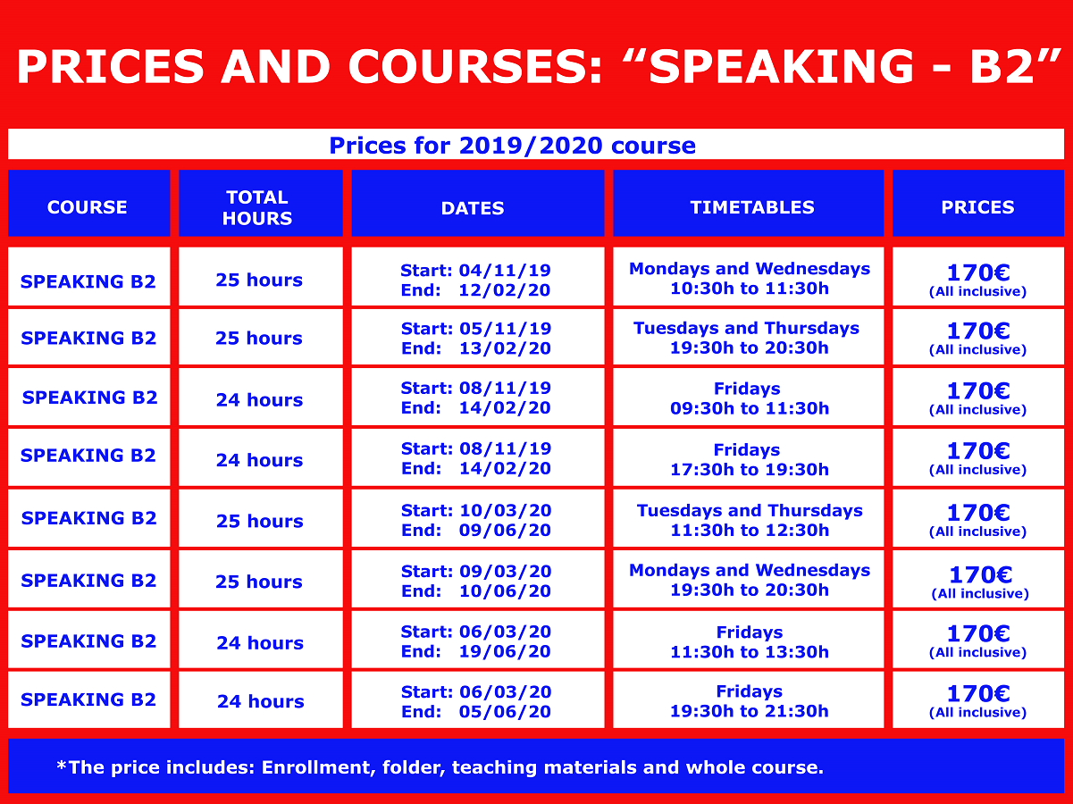 COURSES-SPEAKING-B2